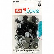 Кнопки PRYM Love 393003 Color Snaps 12мм, 30шт. - цена и фото